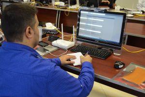 برگزاری کارگاه آموزشی راه اندازی U.Tel G.242 برای کارشناسان فنی مخابرات ایران