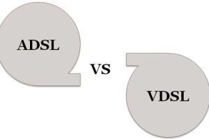 بررسی تفاوت ADSL و  VDSL