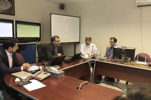 حضور آقای دکتر ابراهیم یافتیان در کارگاه آموزشی راه اندازی ONT با برند ایرانی U.TEL